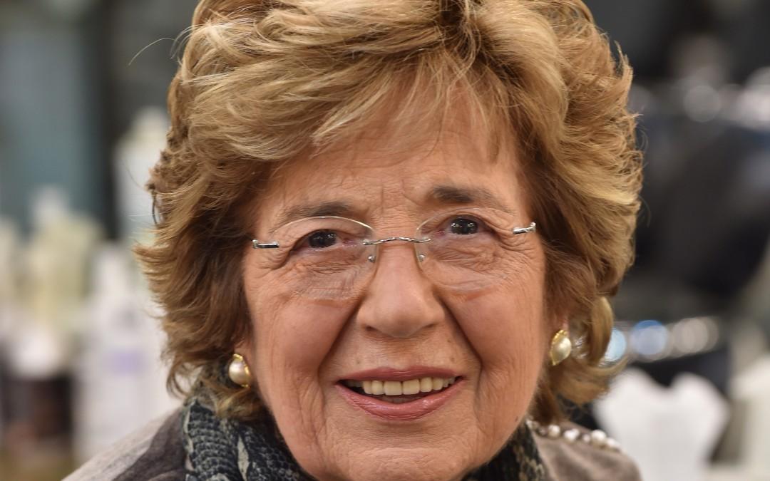 European authorities show their support to Sofia Corradi with the awarding of the Carlos V European Award