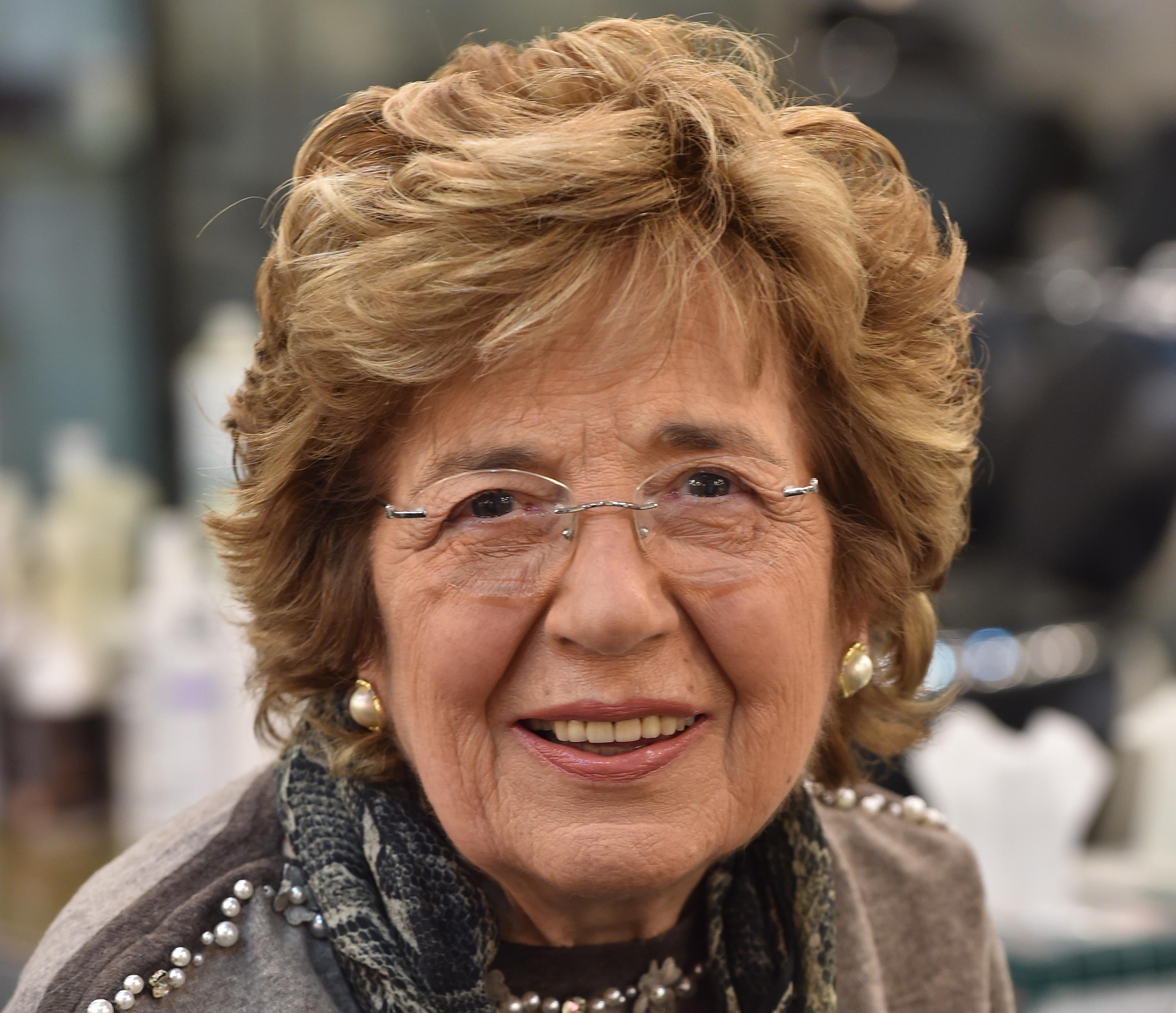 El Premio Europeo Carlos V a la profesora italiana, Sofia Corradi, se entregará el día 9 de mayo, Día de Europa, en el Real Monasterio de Yuste
