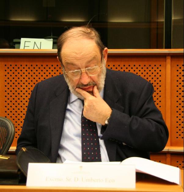 Umberto Eco, miembro de la Academia Europea de Yuste, publica su nuevo libro 'Número cero'