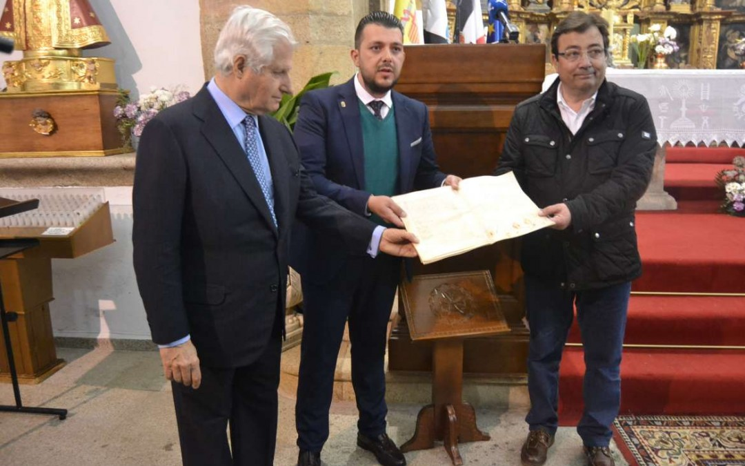 The Regional Government of Extremadura advocates to disseminate and capitalize on historical facts as the passing of Ferdinand the Catholic through Extremadura