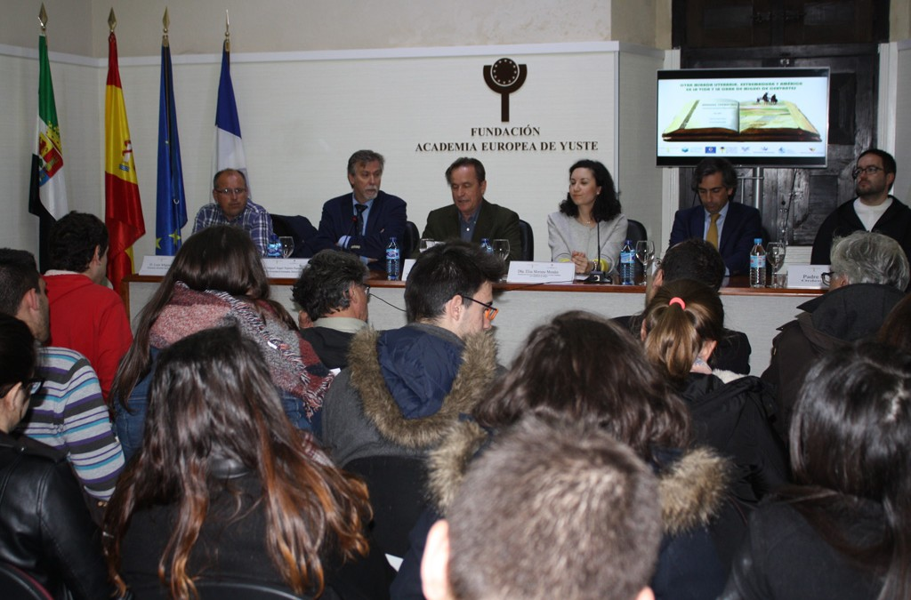 The Foundation hosts a literary seminar to commemorate the 4th centenary of the death of Miguel de Cervantes