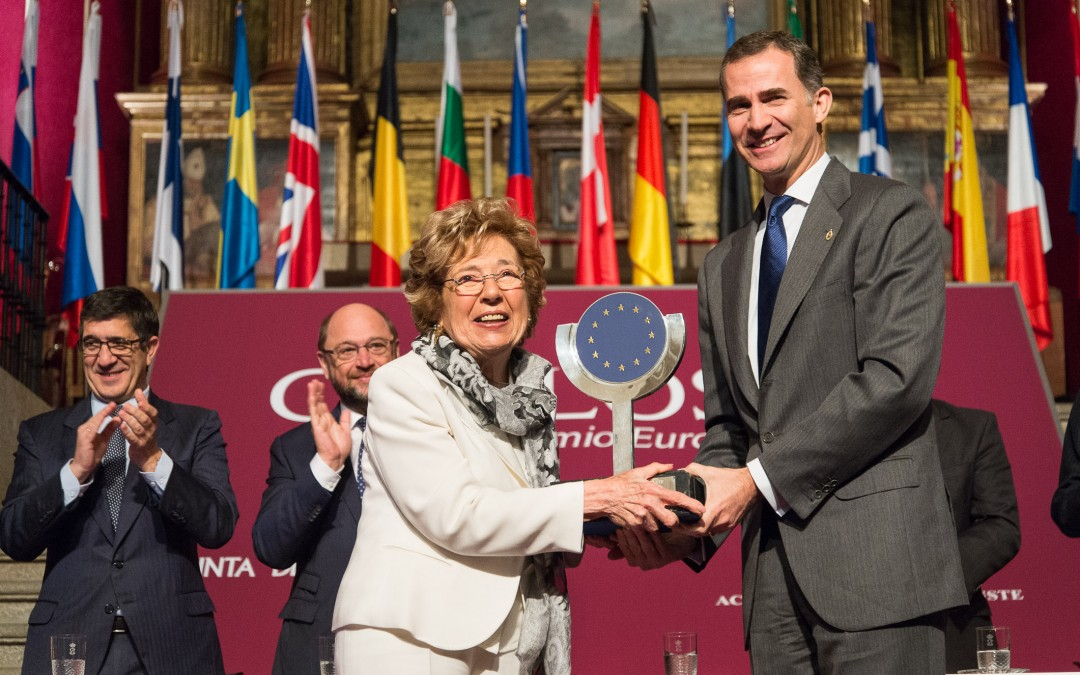 Yuste claims a united and inclusive Europe