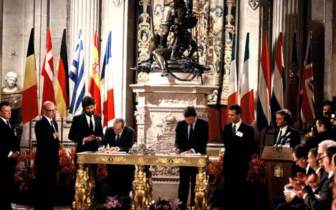 VIII Encuentros de Yuste sobre la transición. El largo proceso de integración en Europa (1982-1996)