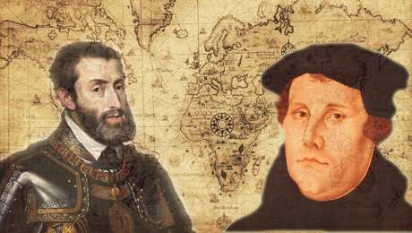 The world of Charles V: 500 years of Protestantism. The impact of the reformation on imperial Europe and today's Europe