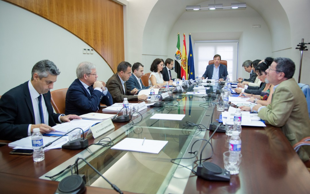 The new European and Ibero-American Academy of Yuste Foundation will strengthen Extremadura's role in Europe and Ibero-America