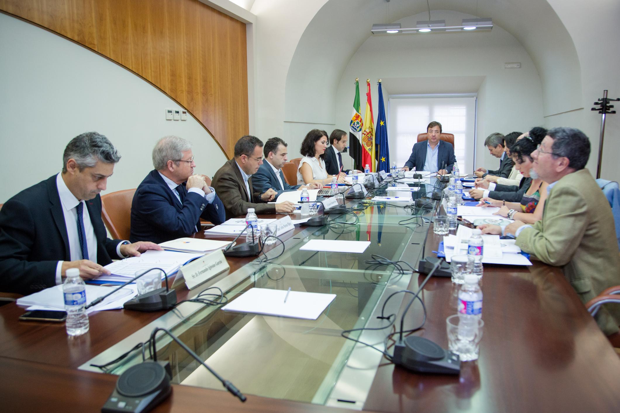 La nueva Fundación Academia Europea e Iberoamericana de Yuste potenciará el papel de Extremadura con Europa e Iberoamérica
