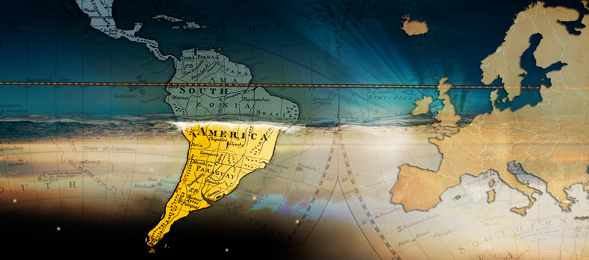 Relations between Europe and Latin America in the new international context