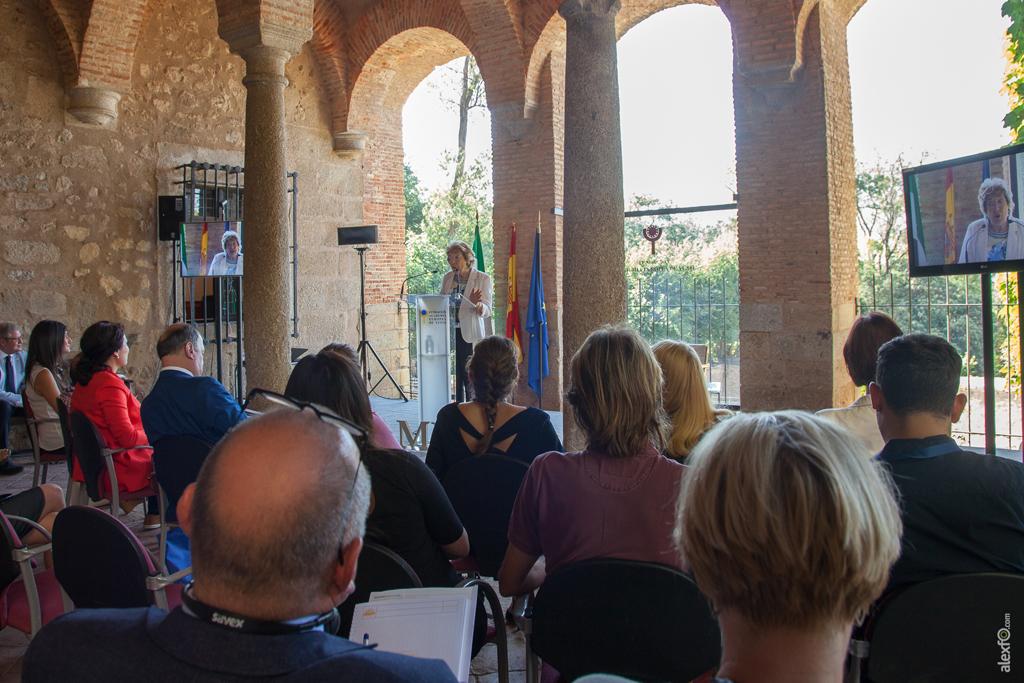 Sofia Corradi praises the values the Erasmus programme brings