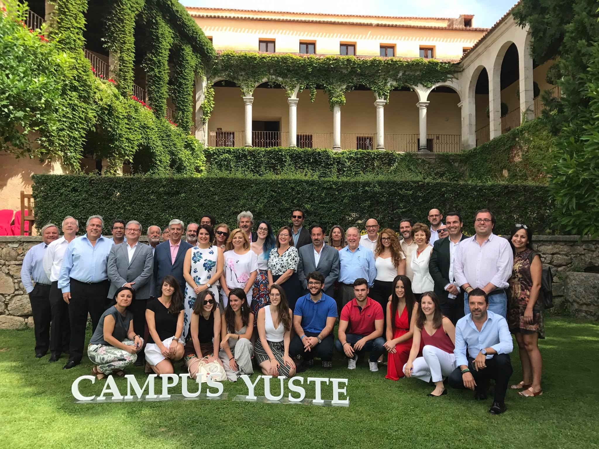 Yuste becomes a forum for the analysis of relations between the European Union and Latin America