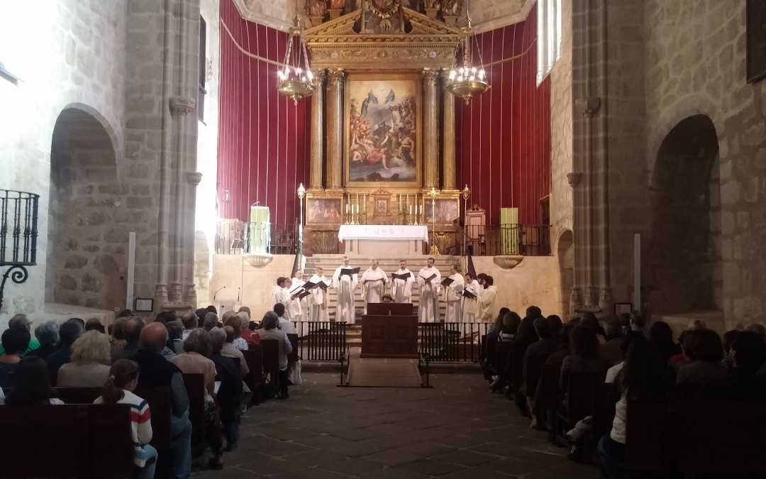 The Ibero-American and European Academy of Yuste Foundation closures the music concerts cycle commemorating the V centenary of the death of Cardinal Cisneros
