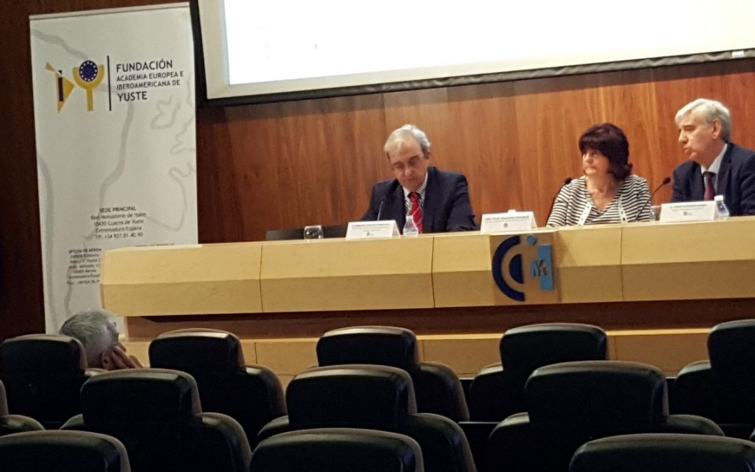 International experts analyse in Cáceres public health models of Ibero-America and Extremadura