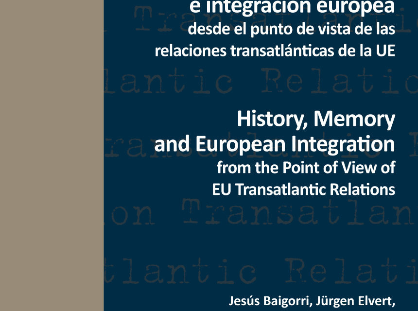 The Yuste Foundation publishes a book that analyses the historical and political relations between Europe and America by means of a multidisciplinary approach