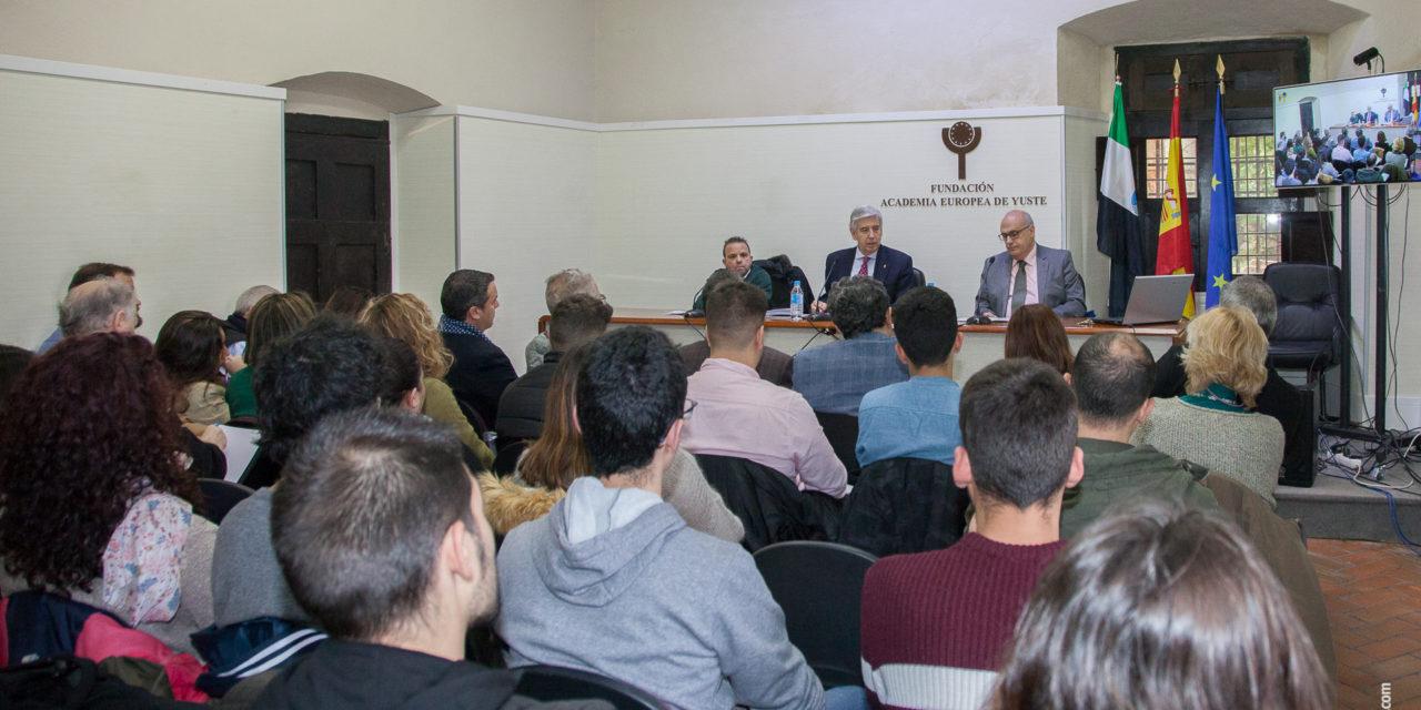 Fundación Yuste inaugura mañana los IX Encuentros Internacionales de Yuste sobre las transiciones