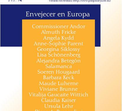 Envejecer en Europa