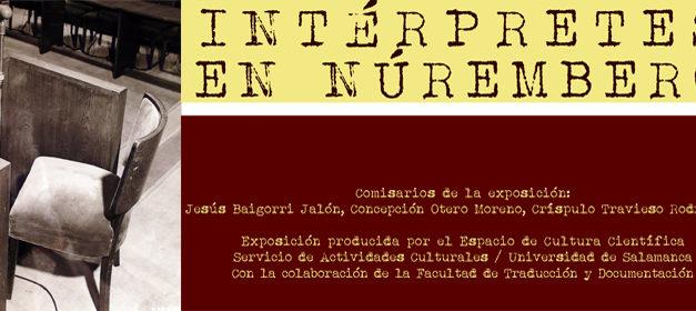 The interpreters in the Nüremberg trials