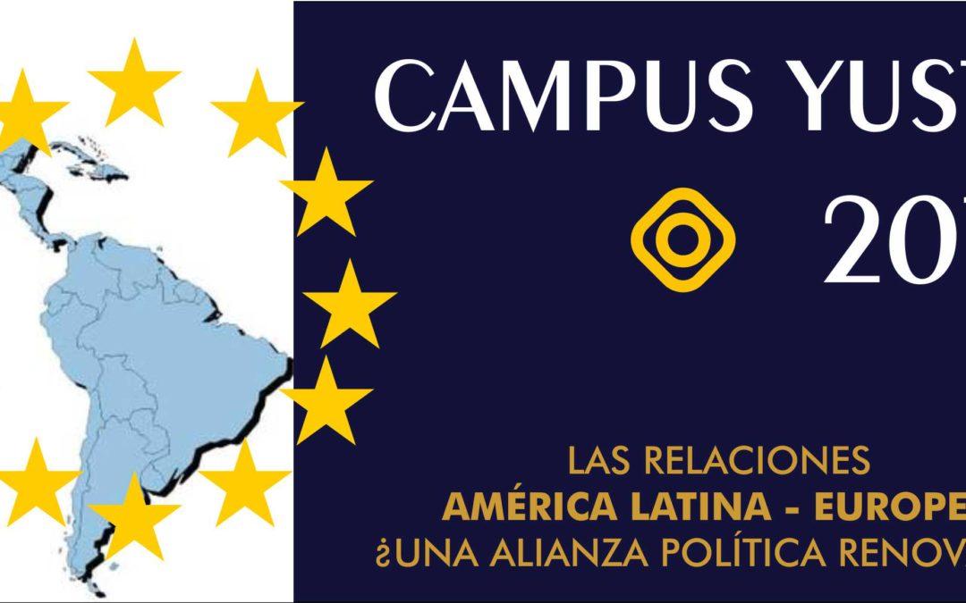 La Fundación Yuste analiza las relaciones entre América Latina y la Unión Europea