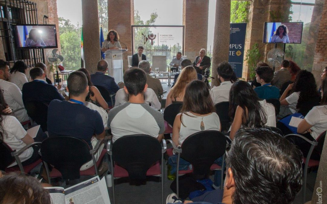 YUSTE CAMPUS TACKLES CONFLICT RESOLUTION FROM A GLOBAL PERSPECTIVE