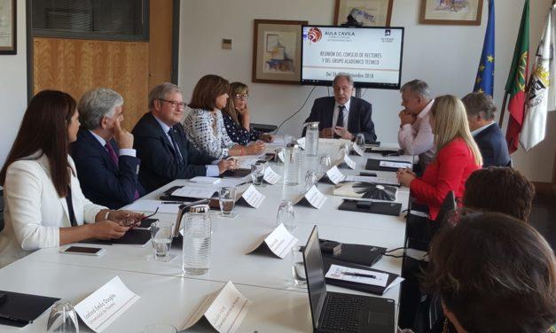 Fundación Yuste participa en la reunión del Consejo de Rectores de la Asociación de Universidades Latinoamericanas que se celebra en Lisboa
