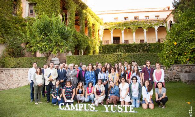 Yuste analiza el fortalecimiento de la identidad europea a través de la educación y la cultura