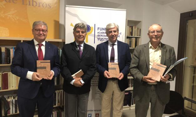 Fundación Yuste presenta un libro sobre el Inca Garcilaso de la Vega, considerado el primer intelectual mestizo iberoamericano