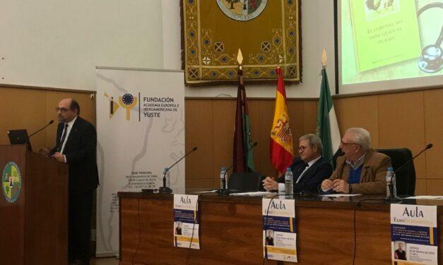 Fundación Yuste programa en Plasencia una conferencia sobre la medicina en el realismo mágico de Gabo