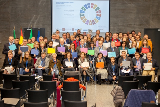 Sustainable Development Joins Foundations from Spain and Portugal