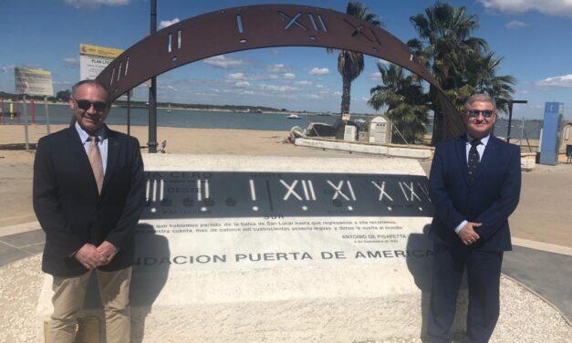 La Fundación Yuste y la Fundación Puerta de América firman un acuerdo marco de colaboración