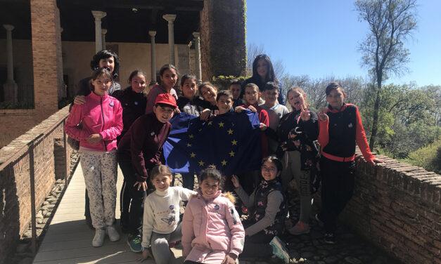 Visita de los colegios Sierra de Gredos y Almanzor de Navalmoral de la Mata