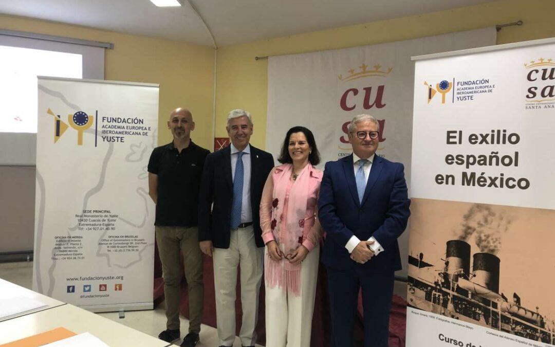 Expertos y académicos se reúnen para analizar el exilio español en México