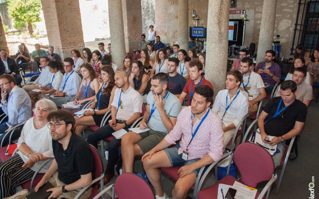 Campus Yuste se clausura con la participación de alumnos procedentes de 19 países que estudian en 47 universidades