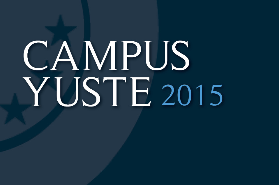 More than 250 European students apply for grants for the Campus Yuste courses