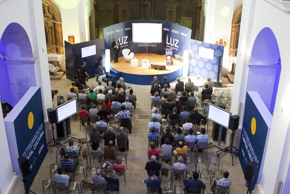 International Symposium 'Light at the Service of Mankind'