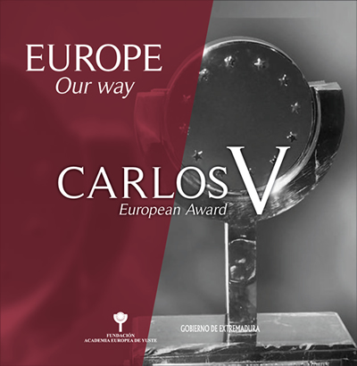 La Fundación Academia Europea de Yuste convoca la X edición del Premio Europeo Carlos V