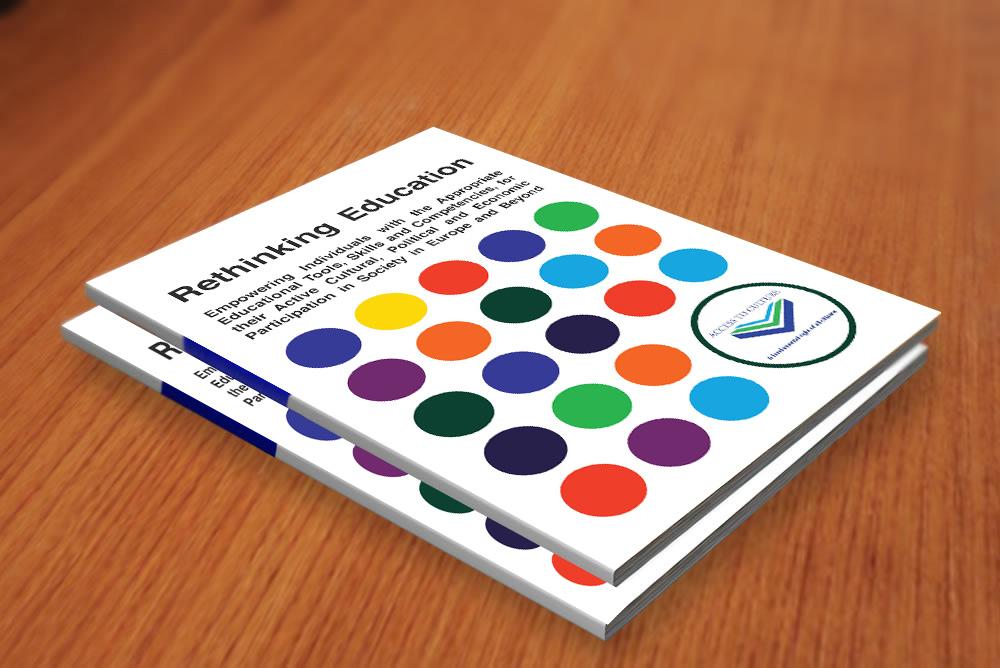 Publicación del libro 'Rethinking Education' de la  Plataforma Europea de Acceso a la Cultura con la colaboración de la FAEY