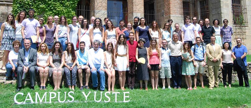 Cerca de 500 universitarios optan a las becas de los cursos de Campus Yuste