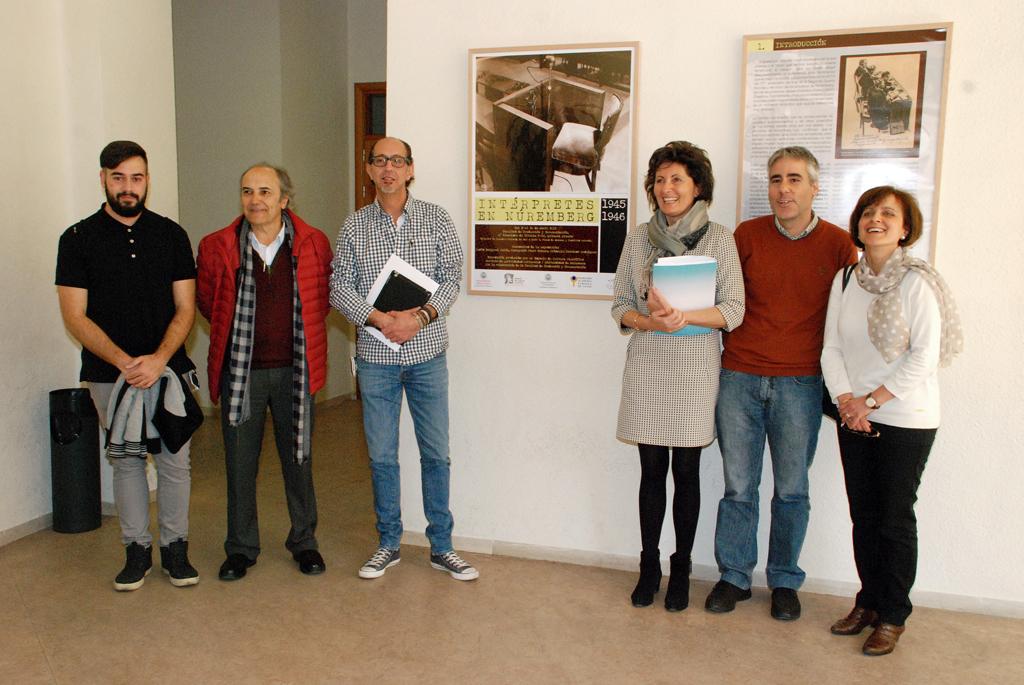La exposición 'Intérpretes en Núremberg 1945-1946' rememora el final de la II Guerra Mundial