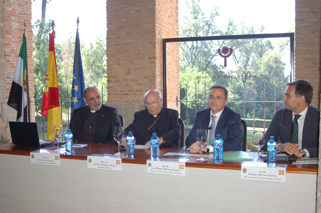 The second Dialogues of Yuste conference begins with an analysis of Christianity's contribution to European integration
