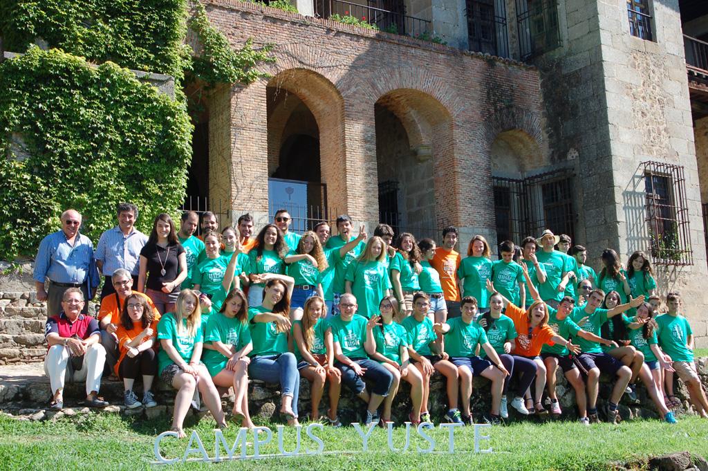 Clausura del primer encuentro de jóvenes europeos: Summer Camp Y.U.S.T.E.