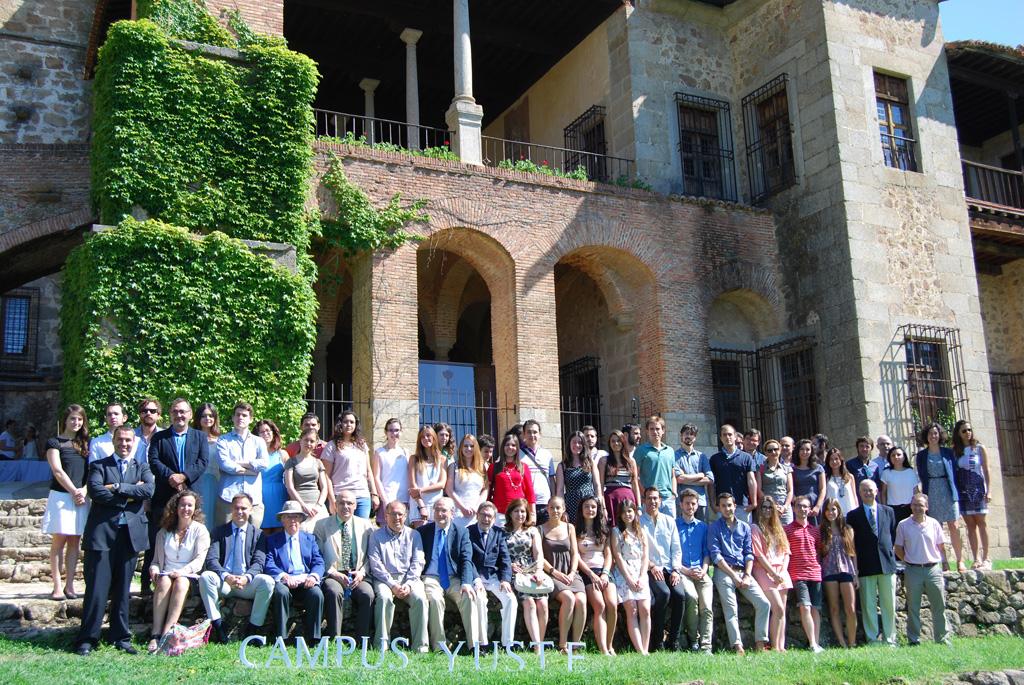 Campus Yuste aborda el futuro de Europa en un contexto federal de estados naciones de la UE