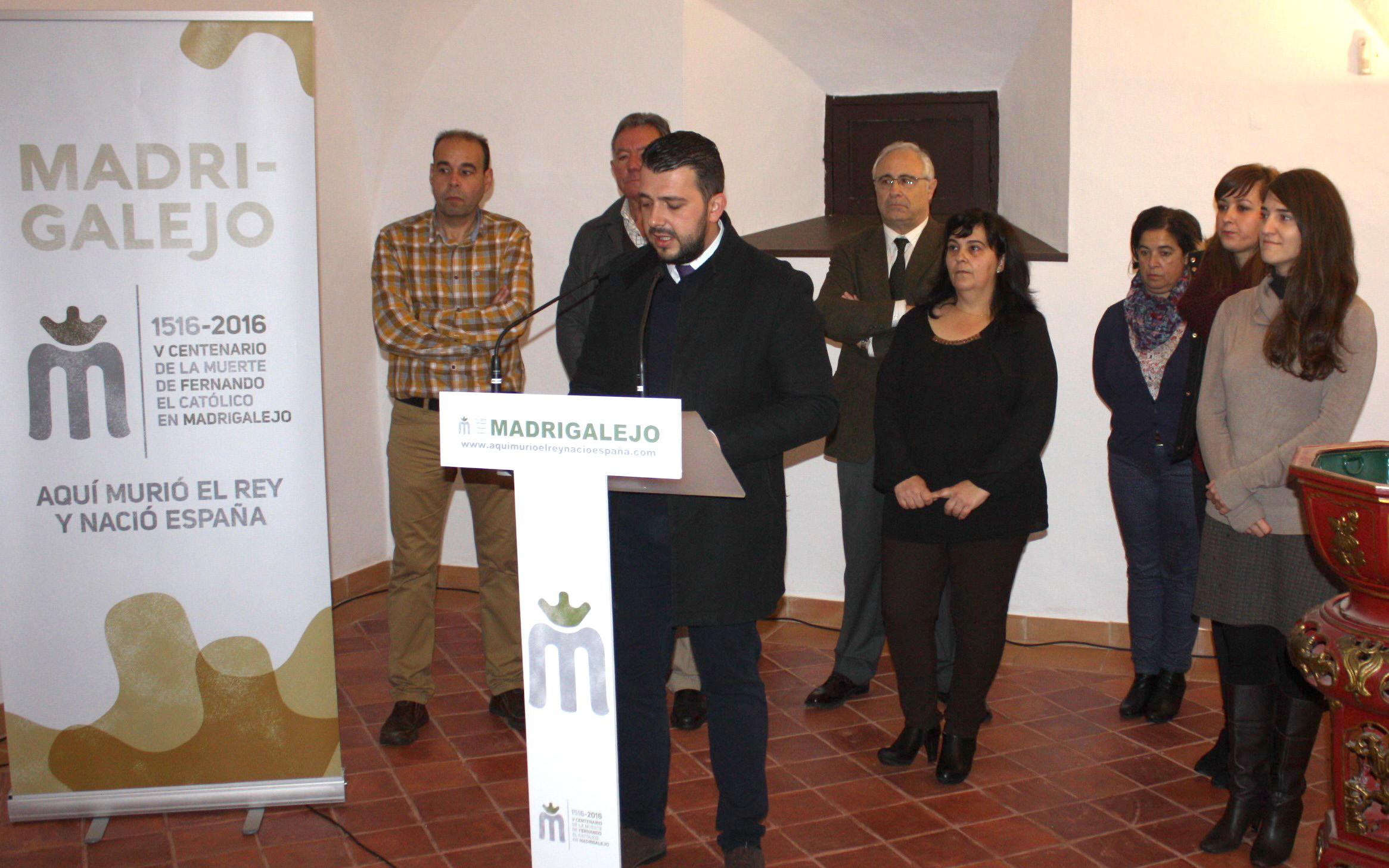 La Fundación Academia Europea de Yuste se suma a los actos de celebración del V centenario de la muerte de Fernando el Católico en Madrigalejo