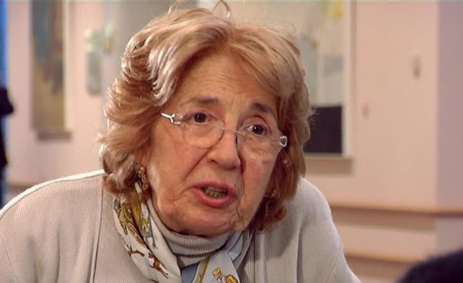 La impulsora del programa Erasmus, Sofia Corradi, elegida Premio Europeo Carlos V en su X edición