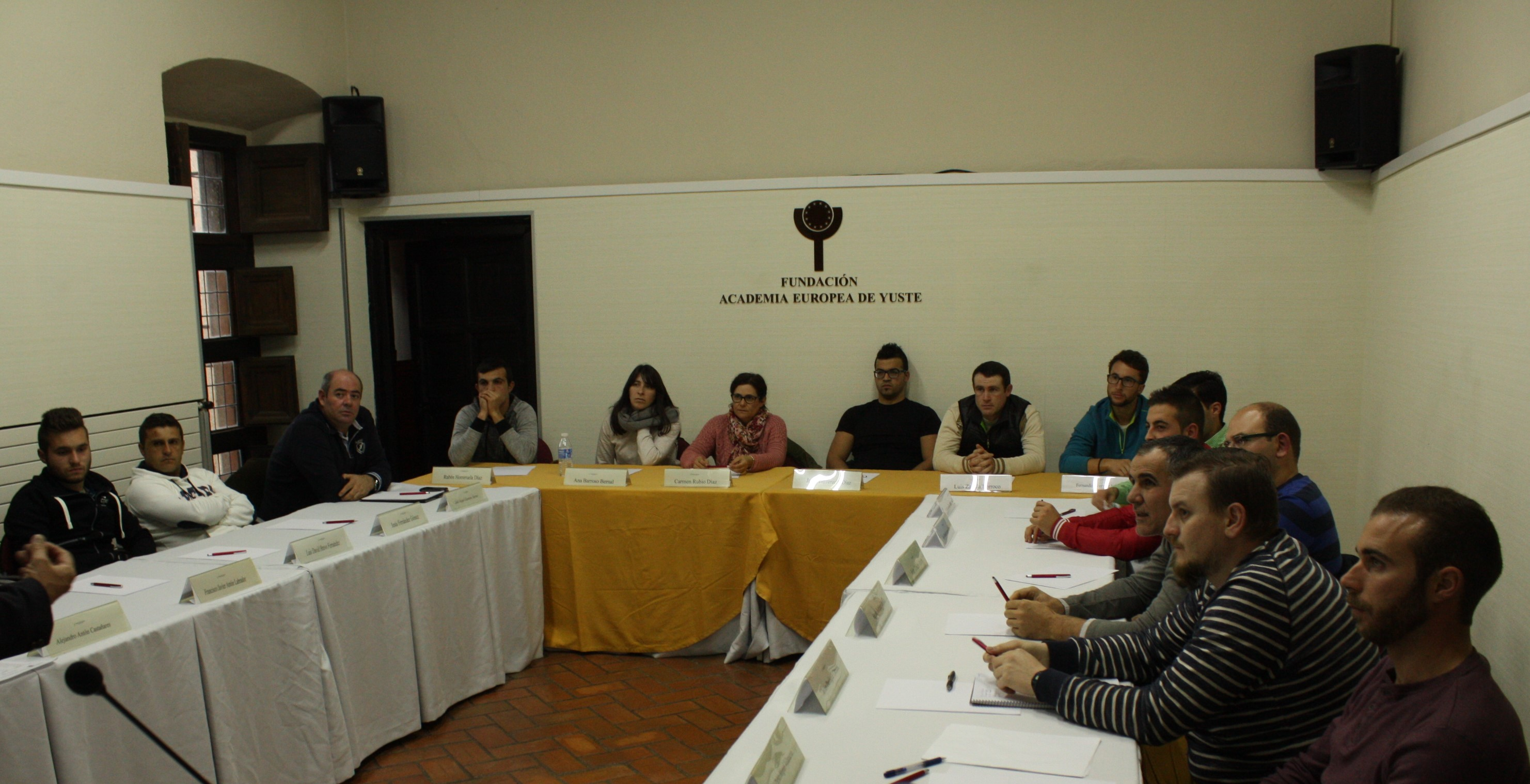The Entrepreneur Program finalizes its academic part, conducted at the European Academy of Yuste Foundation