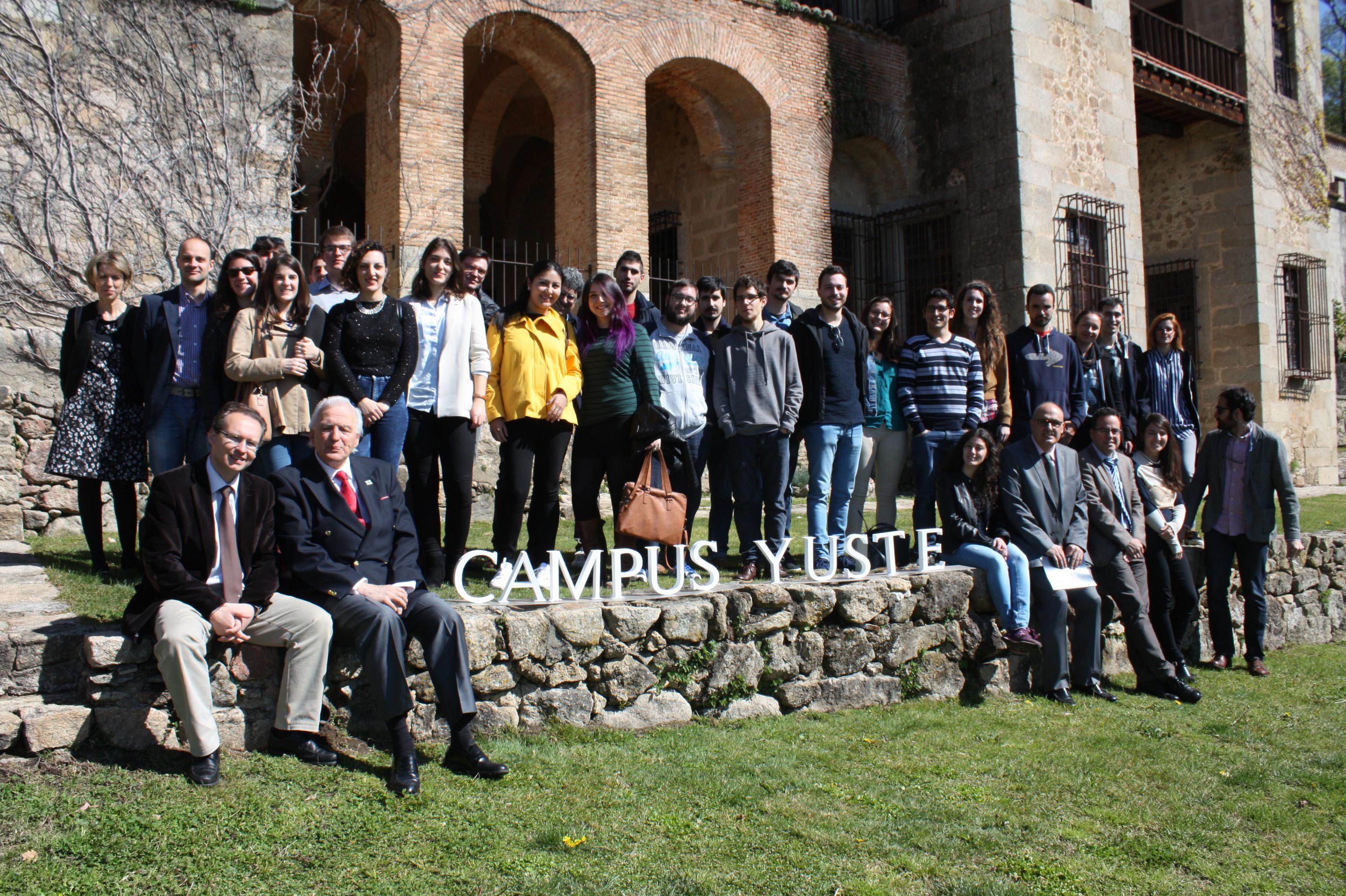 La Fundación inaugura Campus Yuste con un encuentro sobre la cultura y los medios de comunicación durante la Transición de España hacia la democracia y su proyección a Europa