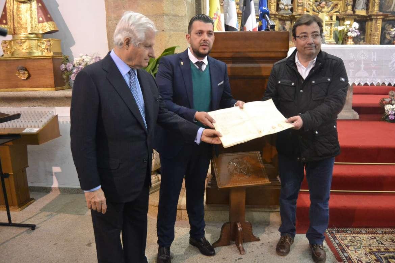 La Junta aboga por difundir y sacar provecho de hechos históricos como el paso de Fernando el Católico por Extremadura
