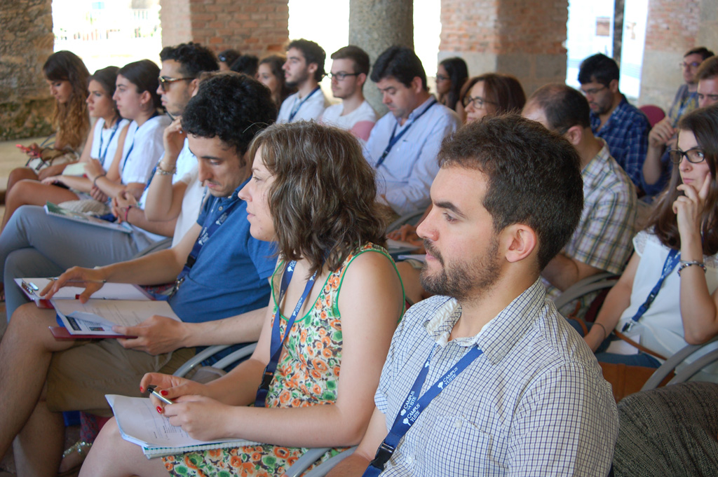 Over 150 students and 50 teachers attend Campus Yuste Summer Courses organised by the European Academy Of Yuste Foundation