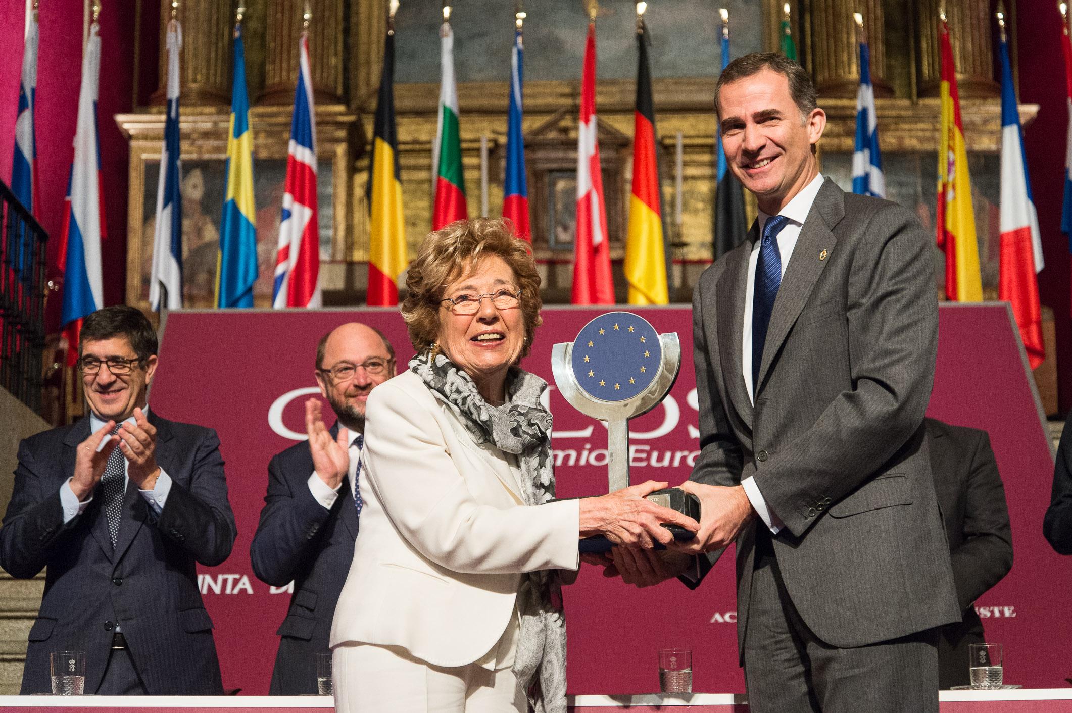 Yuste reivindica una Europa unida e inclusiva
