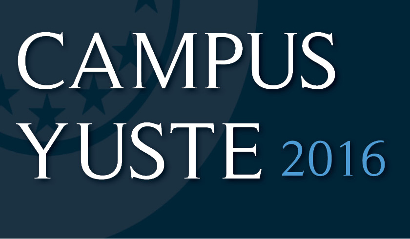 The European Academy of Yuste Foundation offers 120 grants for courses integrated in its Campus Yuste training programme