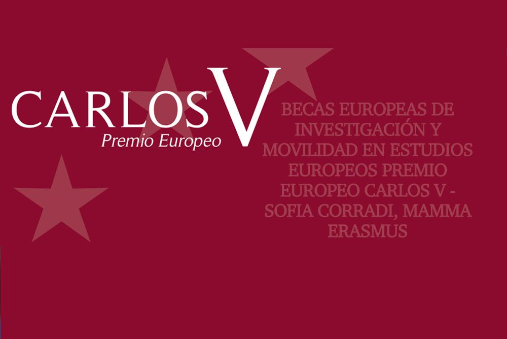 La Fundación Academia Europea de Yuste falla las becas Sofía Corradi, Mamma Erasmus