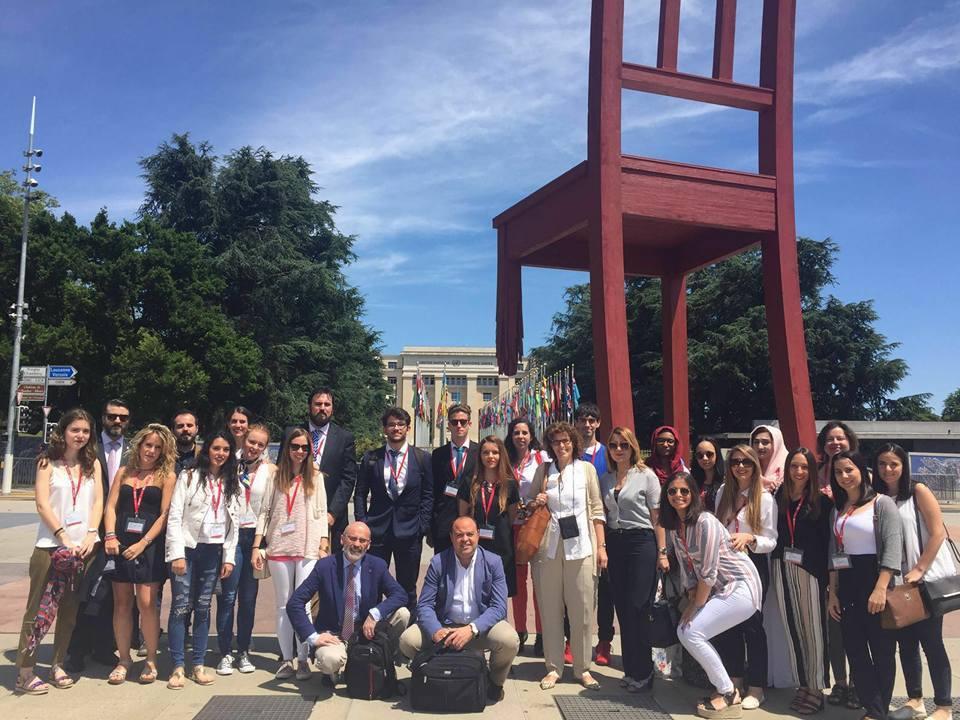 Ampliado el plazo y los requisitos de las ayudas para asistir a un curso sobre Medios de Comunicación y Derechos Humanos en Ginebra