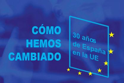 """El proyecto """"Como hemos cambiado"""" conmemora en Cáceres los 30 años de la adhesión de España a la Unión Europea"""